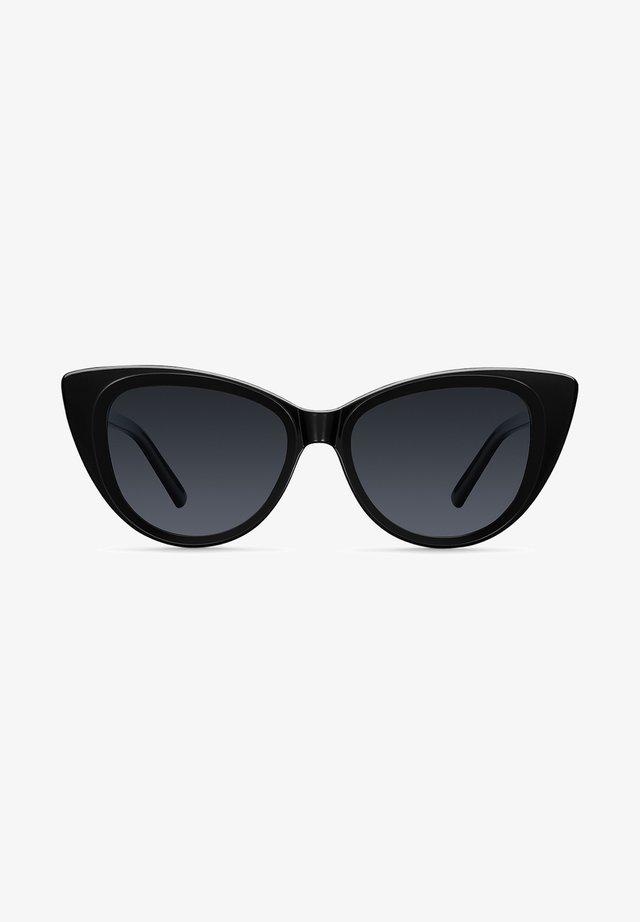 Zonnebril - all black