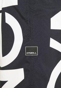O'Neill - CALI ZOOM - Plavky - black/white - 4