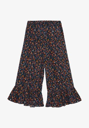 ANIS - Trousers - black/multi-coloured