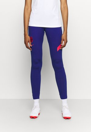 FC BARCELONA PANT - Fanartikel - deep royal blue/light fusion red