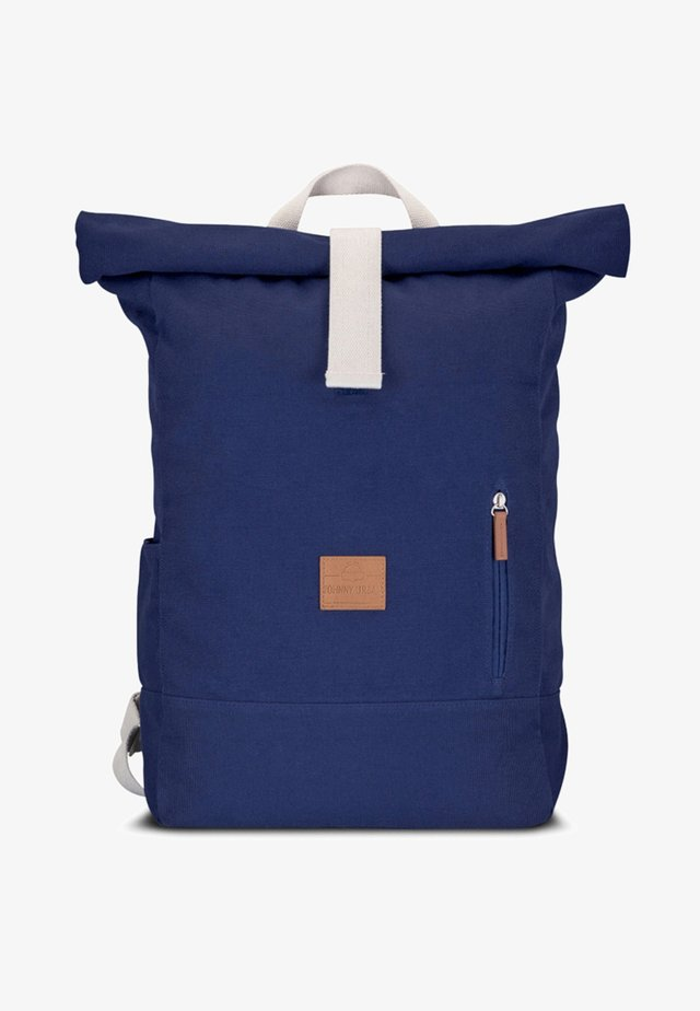 ROLL TOP ADAM - Rucksack - blue
