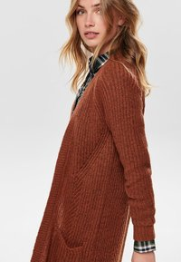 ONLY - ONLBERNICE - Cardigan - rustic brown - 3
