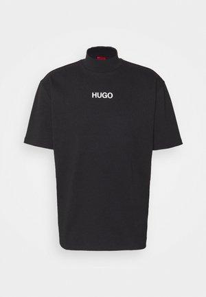 DAKAYO - Print T-shirt - black