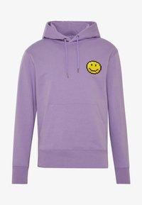 Bricktown - HOODIE - Hoodie - violet - 3
