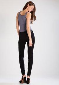 Mavi - ADRIANA - Jeans Skinny Fit - black - 2