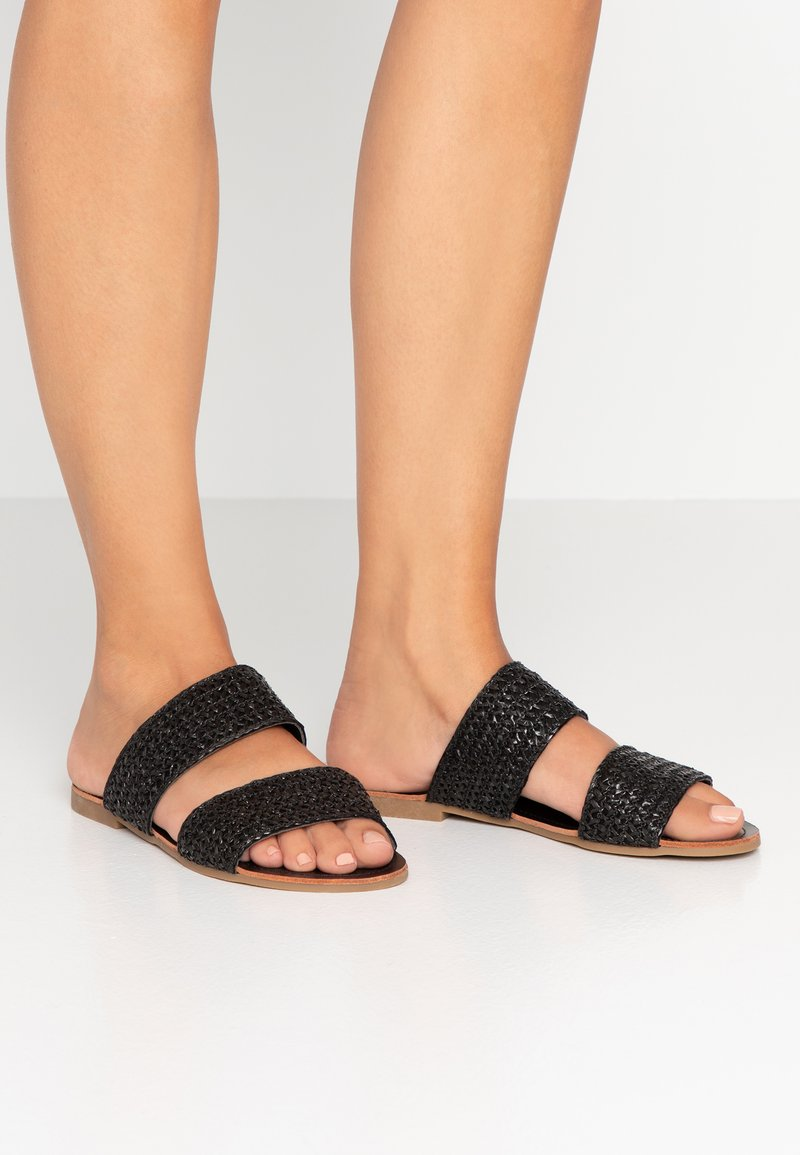 Glamorous Wide Fit - Mules - black