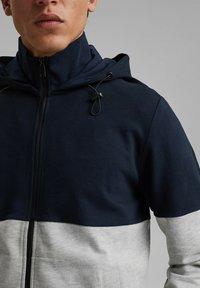 edc by Esprit - Zip-up sweatshirt - navy - 3