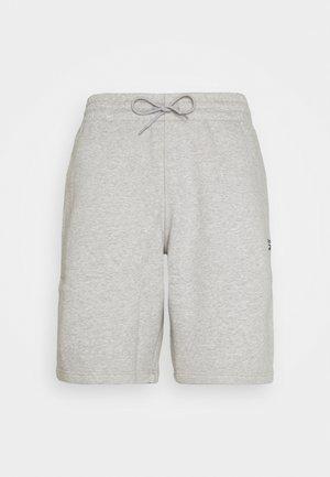 SHORT - Träningsshorts - medium grey heather