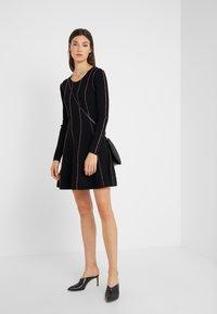 Escada Sport - DOJA - Jumper dress - black - 1
