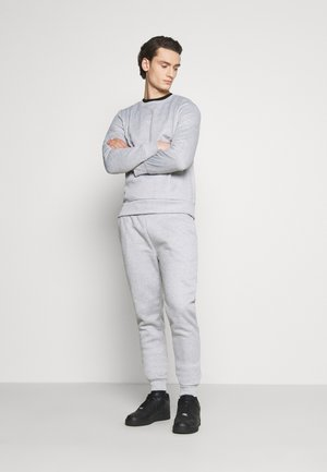 SET - Sweatshirt - light grey