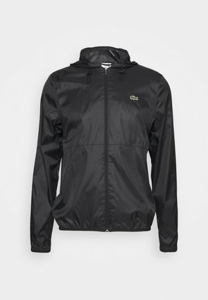 RAIN JACKET - Trainingsvest - black