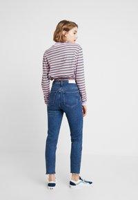 ZIGGY Denim - MEET MY MUM STRETCH - Relaxed fit jeans - dark blue eyes - 2