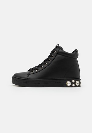 REMMY - High-top trainers - black