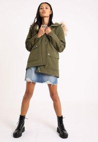 Pimkie - Winter coat - khaki - 1