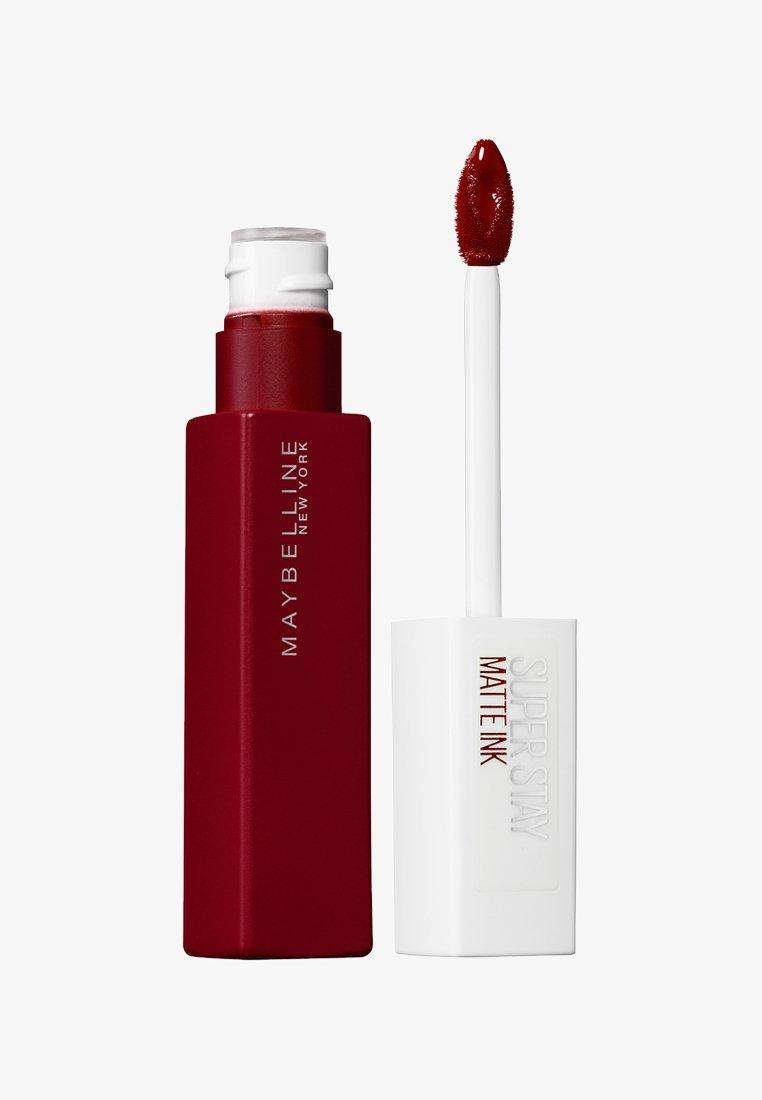 Maybelline New York - SUPERSTAY MATTE INK  - Liquid lipstick - 20 pioneer