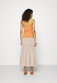 JUST FEMALE - ETIENNE SKIRT - A-line skirt - cobblestone - 2