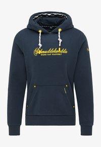 Schmuddelwedda - Hoodie - marine - 4
