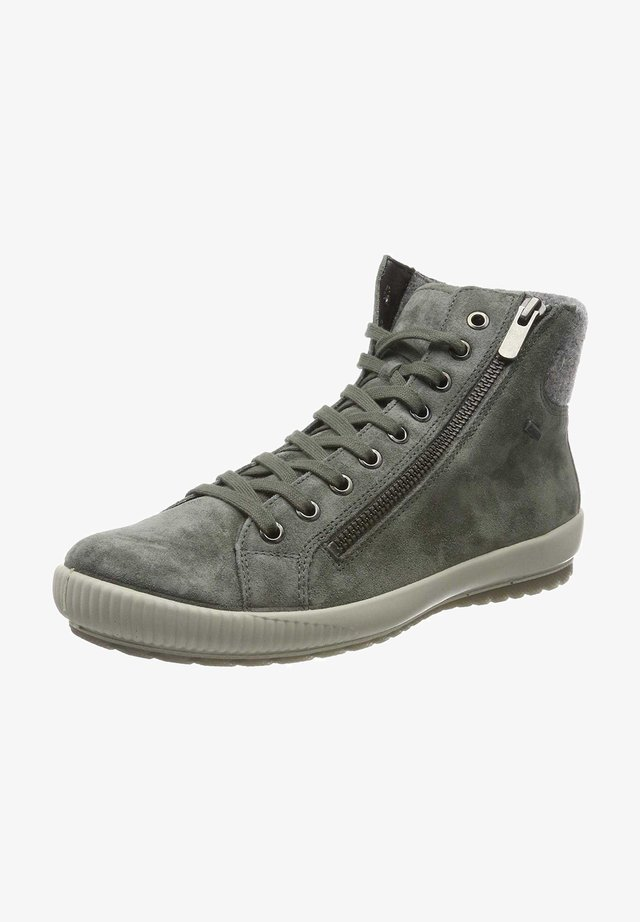 High-top trainers - castorgrey