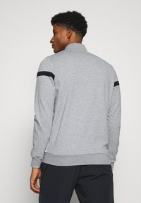 Fila - SMUDO - Zip-up hoodie - light grey melange/white - 2