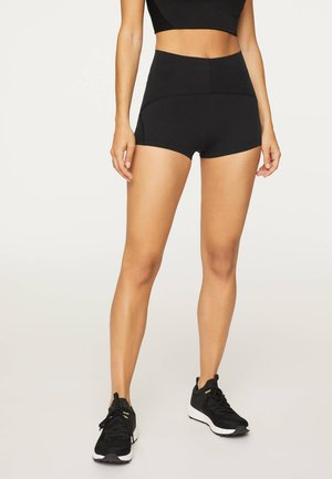 COMPRESSION HOT - Collant - black
