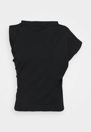HEBO - Basic T-shirt - black