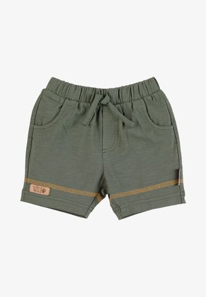 Shorts - dunkelgrün