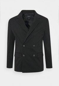 Brave Soul - BUCK - Suit jacket - black - 4