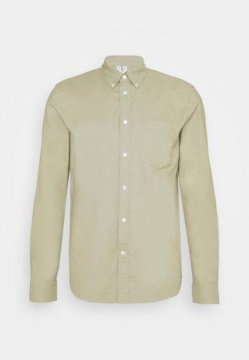 Camicia - khaki green dusty light