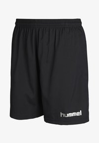 Hummel - CLASSIC REFEREE SHORTS - Korte sportsbukser - black - 0