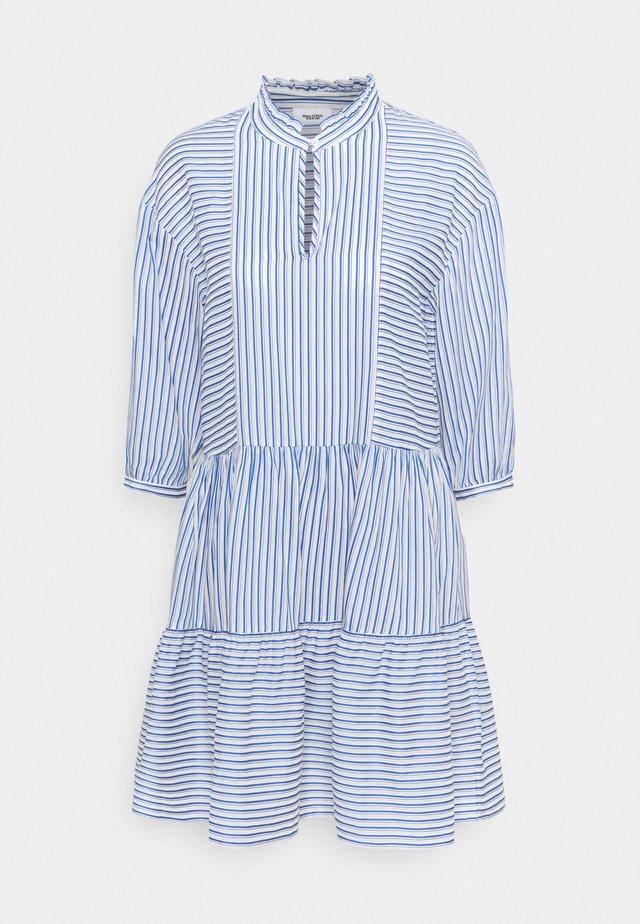 Day dress - multi/intense blue
