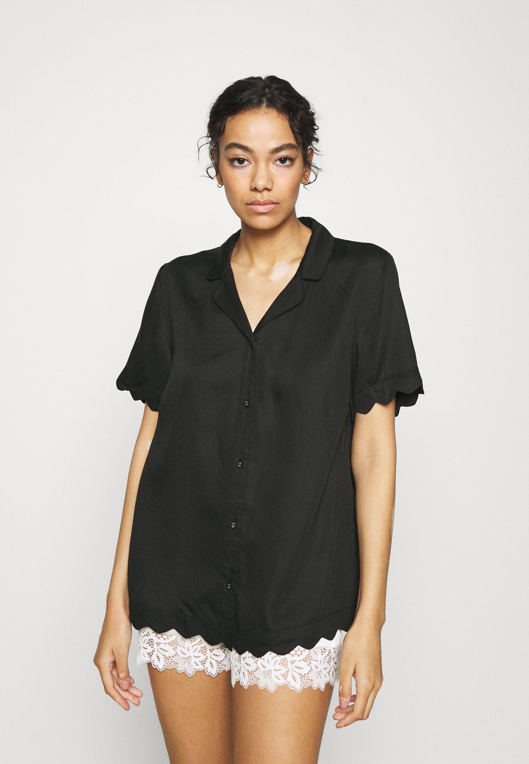 Donna JANE SHORT SHIRT - Maglia del pigiama