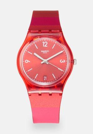 RUBERALDA - Horloge - red
