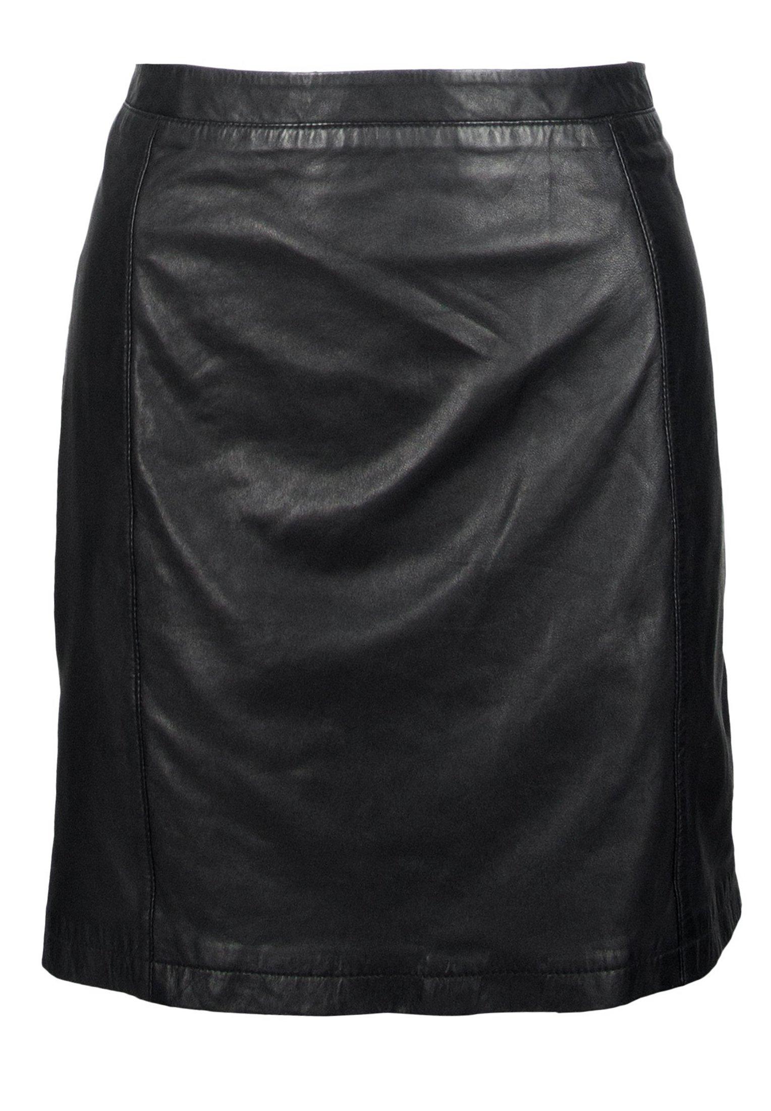 Femme NEEDA LN - Jupe en cuir