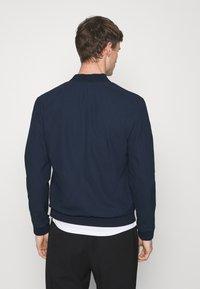 HUGO - Summer jacket - dark blue - 2