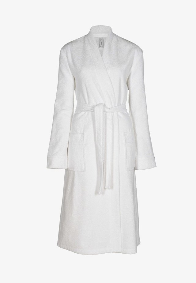 Dressing gown - weiß