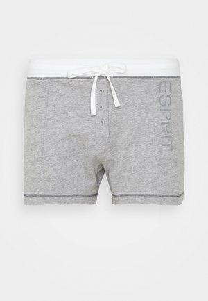 ALDERCY PANTS - Pyjama bottoms - medium grey