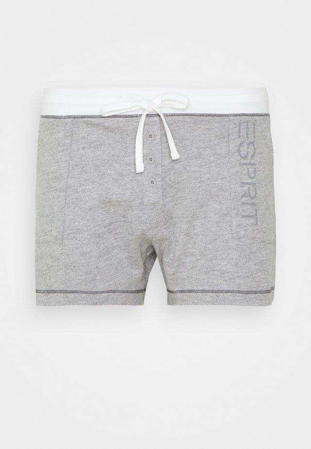 ALDERCY PANTS - Spodnie od piżamy - medium grey
