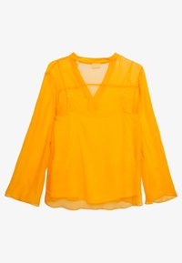 Marc O'Polo PURE - LONG AND WIDE SLEEVES - Blouse - bright orange - 1
