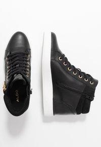 ALDO Wide Fit - AILANNA WIDE FIT - Sneakers basse - black - 3