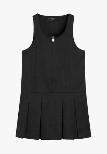 PINAFORE - Day dress - black