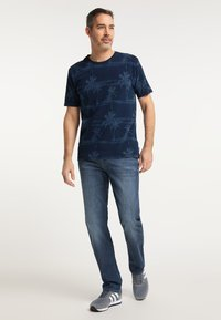 Pioneer Authentic Jeans - T-shirt print - indigoblue - 1