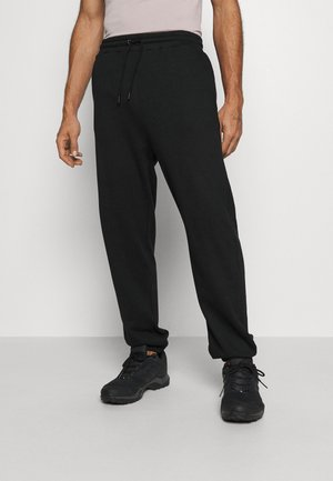 TAPERED TRACK - Joggebukse - black