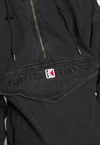 Karl Kani - RETRO WASHED  - Windbreaker - black - 6
