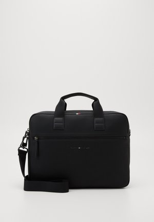 ESSENTIAL COMPUTER BAG - Aktovka - black