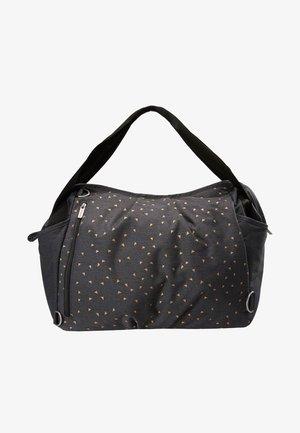 TWIN BAG TRIANGLE - Vaippalaukku - dark grey