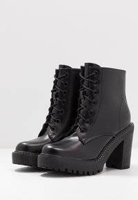 Madden Girl - ARCHIEE - High heeled ankle boots - black paris - 4