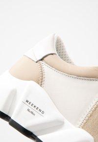 WEEKEND MaxMara - ONTANO - Sneakers - beige - 2
