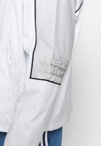 adidas Originals - R.Y.V. SPORT INSPIRED TRACK TOP JACKET - Wiatrówka - offwhite - 6