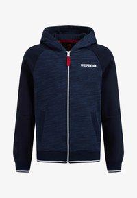 WE Fashion - Sweater met rits - blue - 3