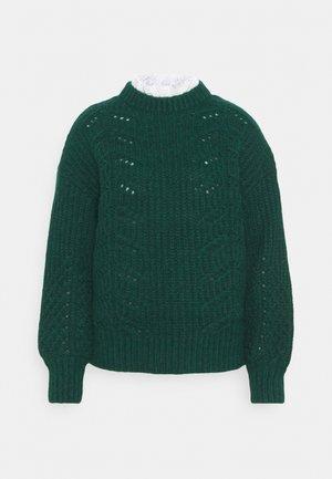 MOLLIEY - Pullover - dark green